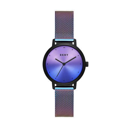 DKNY  Uhr  -  NY2841 The Modernist Watch Black  - in bunt  -  Uhr für Damen grau