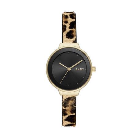 DKNY  Uhr  -  NY2848 Astoria Watch Gold  - in schwarz  -  Uhr für Damen schwarz