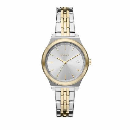DKNY  Uhr - Parsons Three-Hand Date Stainless Steel Watch - in multi - für Damen