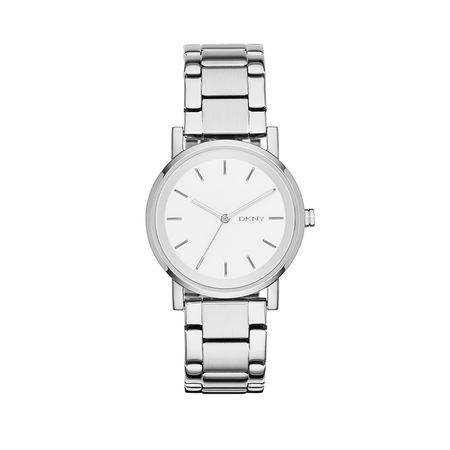 DKNY  Uhr - Soho Bracelet Watch Silver - in silber - für Damen