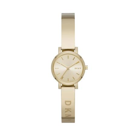 DKNY  Uhr  -  Soho Jewerly Inspirot Watch Gold  - in gold  -  Uhr für Damen braun