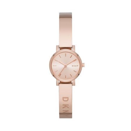 DKNY  Uhr  -  Soho Modern Watch Rosegold  - in roségold  -  Uhr für Damen braun