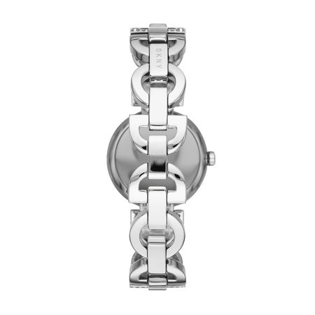 DKNY  Uhr  -  Watch Eastside NY2849 Silver  - in silber  -  Uhr für Damen grau