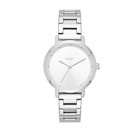 DKNY  Uhr  -  Watch The Modernist NY2635 Silver  - in silber  -  Uhr für Damen grau