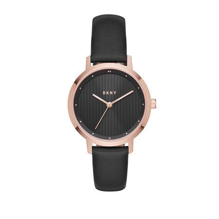 DKNY  Uhr - Watch The Modernist NY2641 - in rosa - für Damen grau