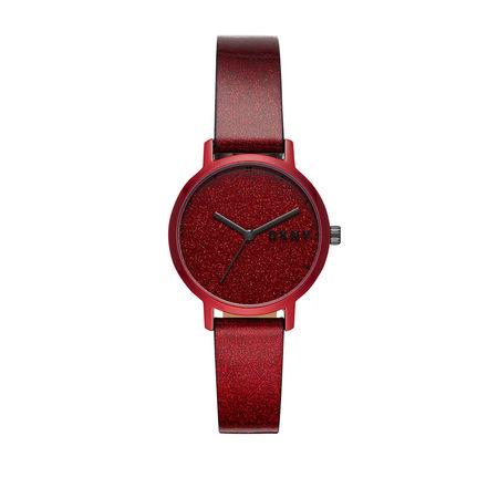 DKNY  Uhr  -  Watch The Modernist NY2860 Red  - in rot  -  Uhr für Damen braun