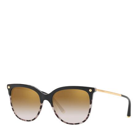 Dolce&Gabbana  Sonnenbrille  -  DG 0DG4333 55 31746E  - in braun  -  Sonnenbrille für Damen braun