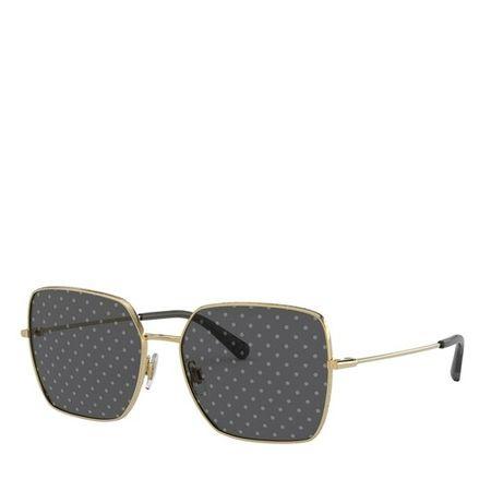 Dolce&Gabbana  Sonnenbrille - METALL WOMEN SONNE - in gold - für Damen