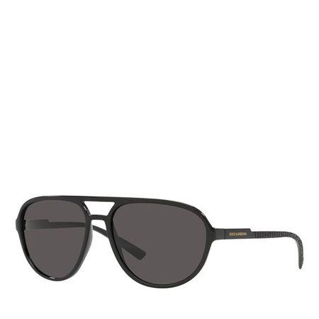 Dolce&Gabbana  Sonnenbrillen - 0DG6150 - in schwarz - für Damen