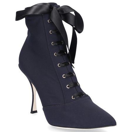 Dolce&Gabbana Stiefeletten LORI  Stretch schwarz grau