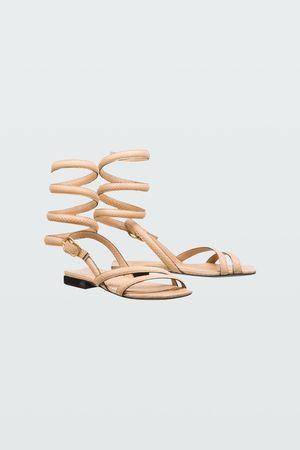 Dorothee Schumacher DESERT VIBES wrap flat sandal 36