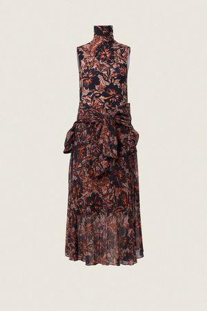Dorothee Schumacher EXOTIC FLOWERING dress 1 beige
