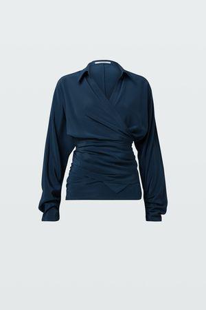 Dorothee Schumacher FLUID VOLUMES blouse 1 grau