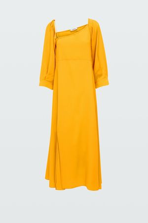 Dorothee Schumacher FLUID VOLUMES dress 1 grau