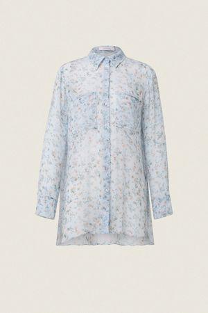 Dorothee Schumacher FRAGILE FLOWERING blouse 1 beige