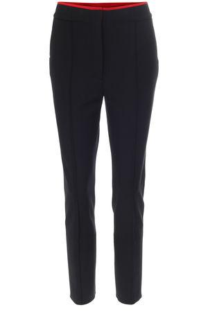 Dorothee Schumacher  Hose Emotional Essence Pants Schwarz Damen Farbe: schwarz verfügbare Größe: 34|36|38|40|42 schwarz