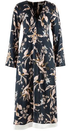 Dorothee Schumacher  - Kleid Tamed Florals aus Seide