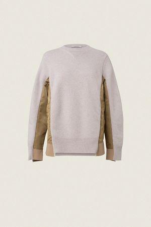 Dorothee Schumacher MODERN FUSION sweater 0 beige