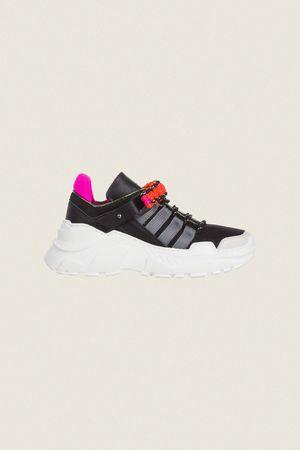 Dorothee Schumacher NEON TOUCH Trek Sneaker 36 grau