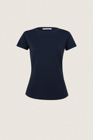 Dorothee Schumacher NEW FAVOURITES shirt o-neck 1 beige