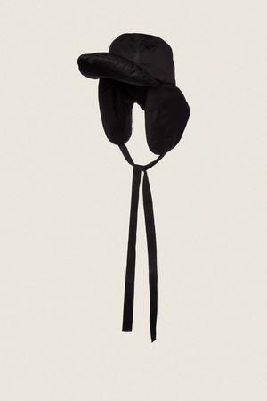 Dorothee Schumacher PLAYFUL ADVENTURE padded hat beige