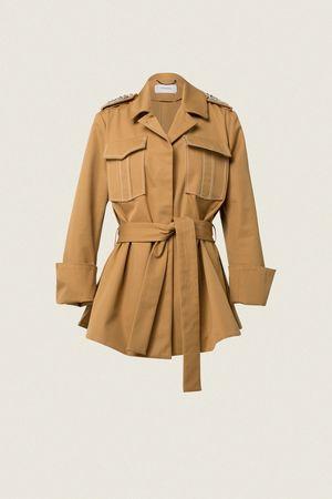 Dorothee Schumacher SHARP & TAILORED jacket 1 beige