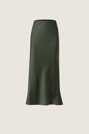 Dorothee Schumacher SHIMMERING MYSTERY skirt 0 beige