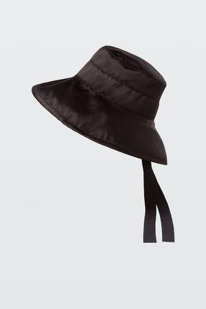 Dorothee Schumacher SHINY PERFECTION bucket hat grau