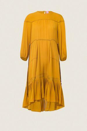 Dorothee Schumacher SOPHISTICATED STATEMENT dress 1 beige
