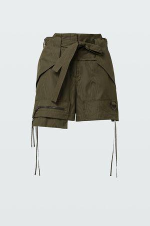 Dorothee Schumacher SPORTY ELEGANCE shorts 0 grau