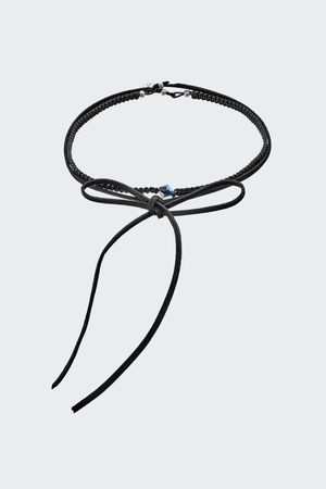 Dorothee Schumacher STARLET NECKLACE grau