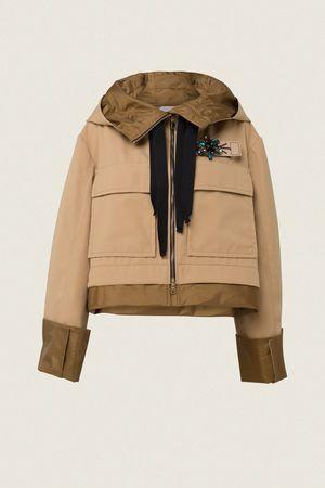 Dorothee Schumacher TAILORED PERFECTION jacket 0 beige