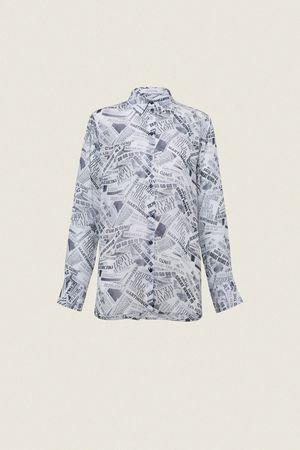Dorothee Schumacher TRAVEL NEWS blouse 1 beige