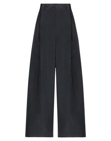 Dries van Noten  36 Damen Schwarz Hose Polyester