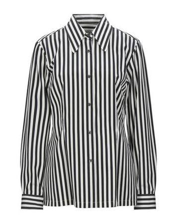 Dries van Noten  38 Damen Weiß  Hemd Baumwolle