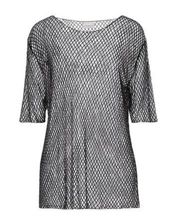 Dries van Noten  Damen Beige T-shirts Polyester