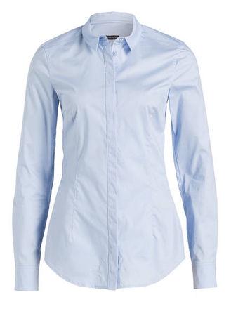 Drykorn  Bluse Livy blau grau