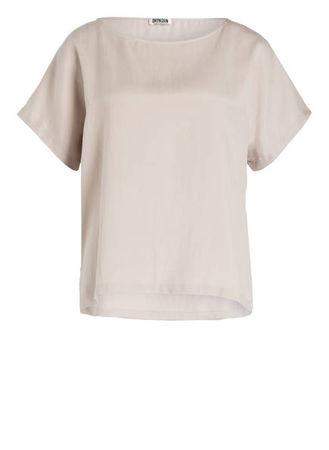 Drykorn  Blusenshirt Somia beige grau
