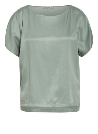 Drykorn  Blusenshirt Somia gruen grau