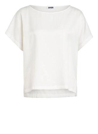 Drykorn  Blusenshirt Somia weiss grau