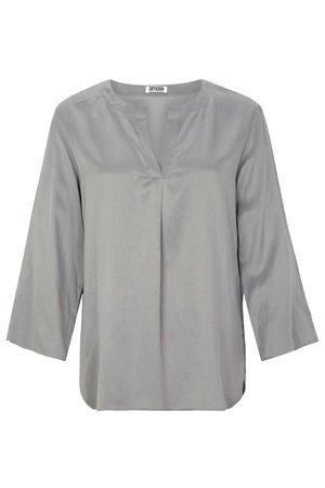 Drykorn Damen Bluse Florenia_2 Grau grau
