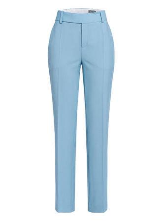 Drykorn  Hose Count blau grau