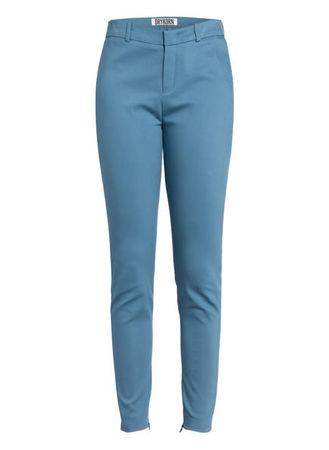 Drykorn  Hose Winch blau grau