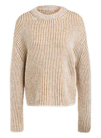 Drykorn  Pullover Heleni beige braun