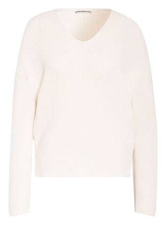 Drykorn  Pullover Merina weiss beige
