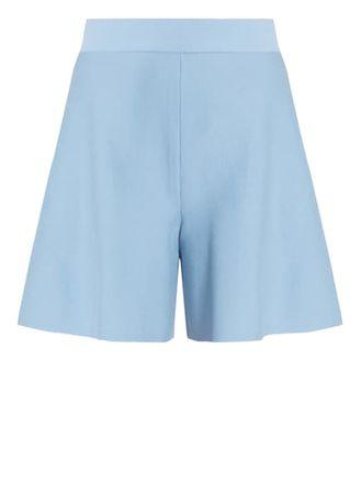 Drykorn  Strickshorts Belly blau blau