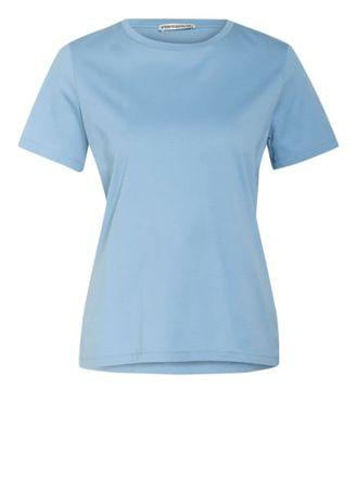 Drykorn  T-Shirt Anisia blau grau
