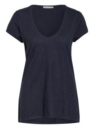 Drykorn  T-Shirt Avivi blau grau