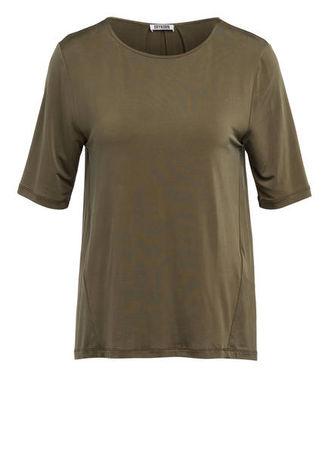 Drykorn  T-Shirt Estell gruen braun
