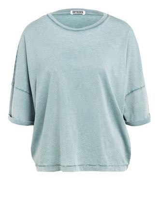 Drykorn  T-Shirt Kelia gruen grau